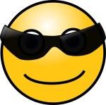 Cool Smiley Face Clip Art