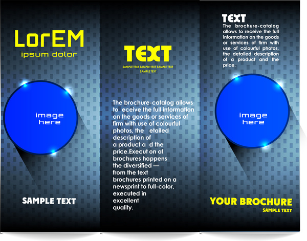 Brochure free vector download (2,284 Free vector) for commercial - free pamphlet design
