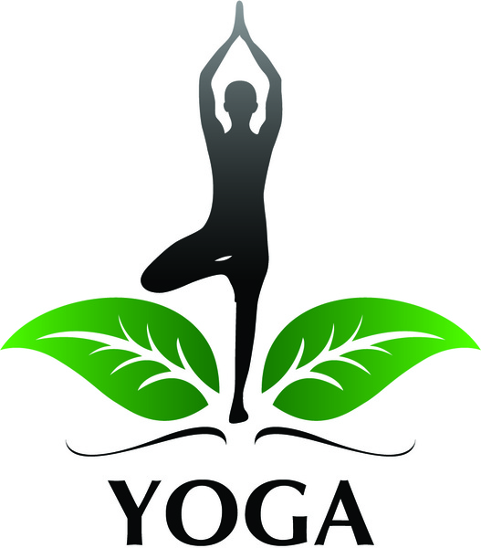 Hd Wallpaper Girl Christmas Yoga Logo Free Vector In Adobe Illustrator Ai Ai