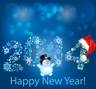 Happy new year background free vector download (53,030 Free vector