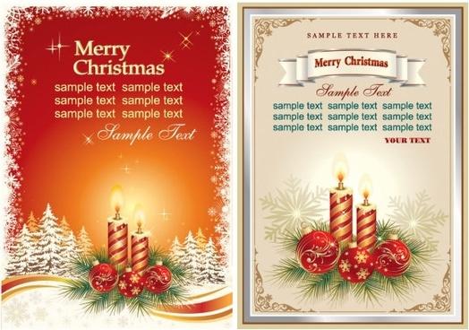Beautiful christmas card wallpaper free vector download (26,511 Free