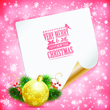 Christmas greeting card vector free vector download (18,206 Free