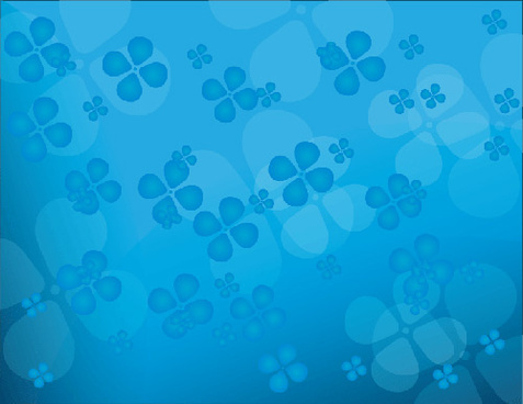 Blue flower vector free vector download (16,871 Free vector) for