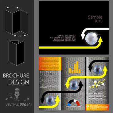 Brochure booklet template free vector download (13,879 Free vector - free booklet template