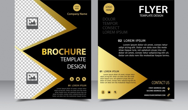 Free painting decorating flyer template free vector download (31,353