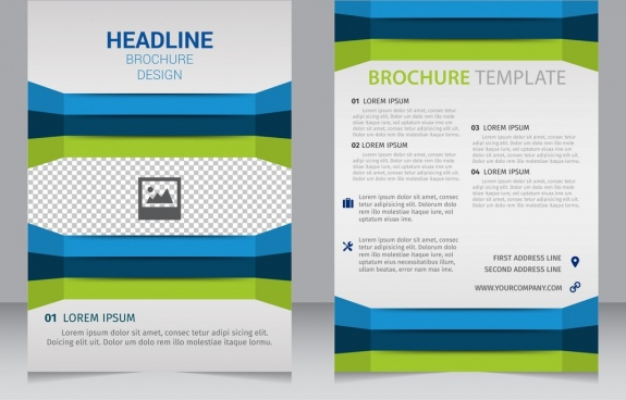 3d brochure template free vector download (16,265 Free vector) for - pricing brochure template