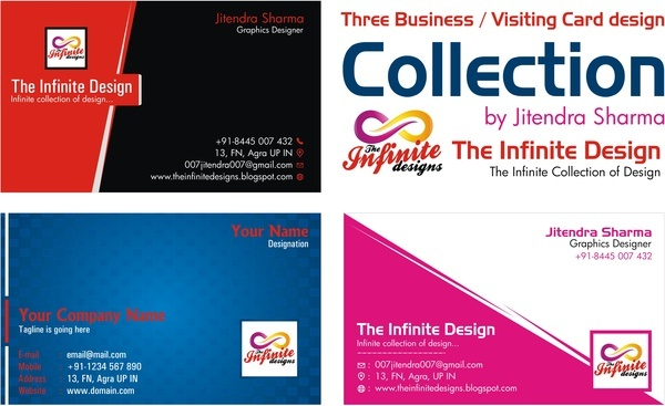 Visiting card for mobile shop free vector download (105,173 Free