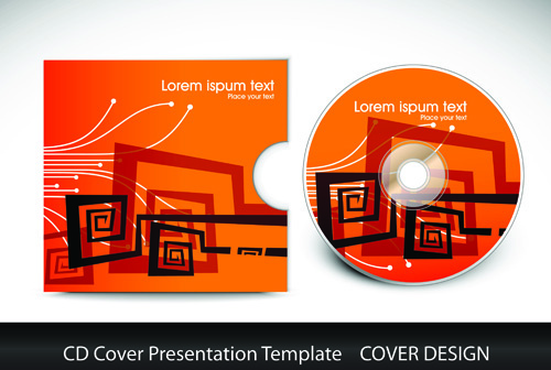 Template coreldraw cd cover free vector download (22,588 Free vector