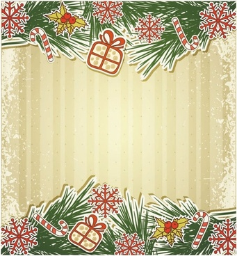Free christmas card border template free vector download (34,709
