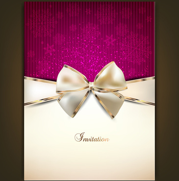 Free vector christmas invitations free vector download (8,310 Free