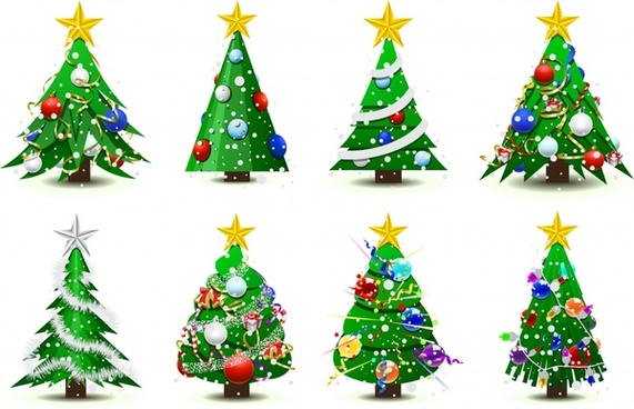 Christmas tree free vector download (10,542 Free vector) for