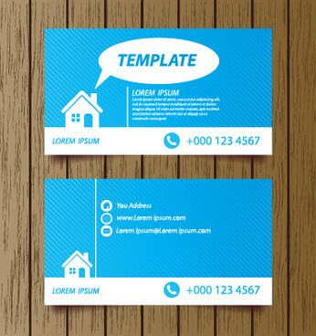 Modern business card design eps free vector download (187,227 Free