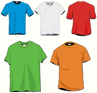 Blank clothes templates free vector download (14,999 Free vector