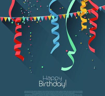Happy birthday poster background free vector download (53,221 Free