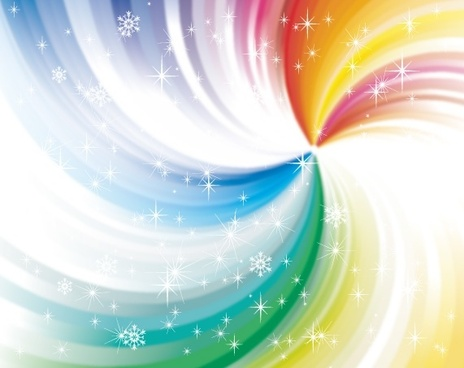 3d Dance Wallpaper Abstract Colorful Background Vector Free Vector Download