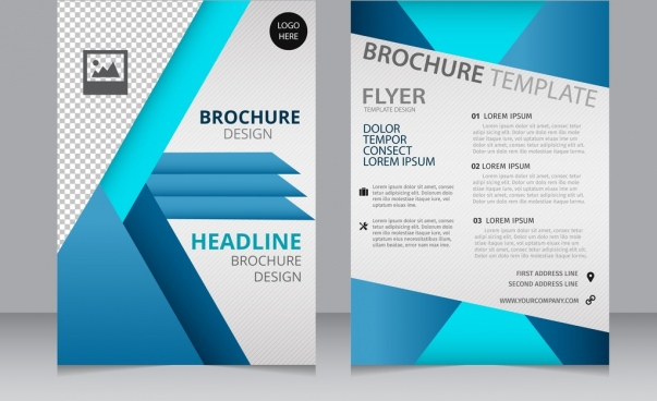 Brochure free vector download (2,419 Free vector) for commercial use