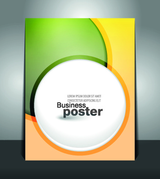 Business poster free vector download (17,619 Free vector) for