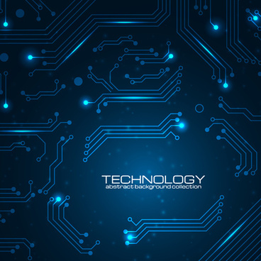 Circuit board abstract background free vector download (49,177 Free - circuit design background