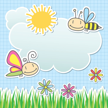 Baby background free vector download (47,472 Free vector) for