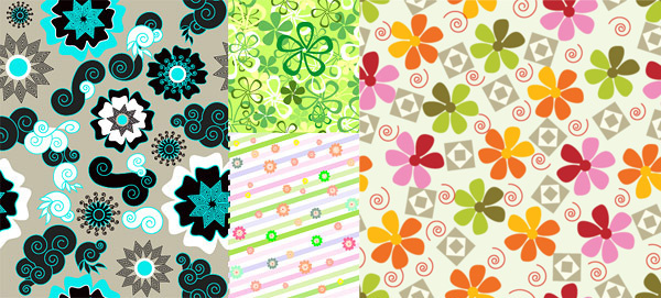 Cute cat pattern backgrounds free vector download (62,854 Free