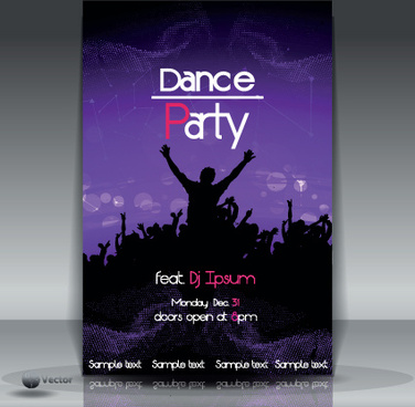 Music flyer background template free vector download (54,024 Free - flyer background template