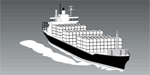Free Vector Cargo Ships Free Vector Download 648 Free