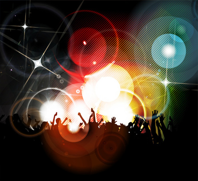Party poster background free vector download (51,879 Free vector