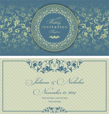Elegant invitation templates free vector download (16,889 Free
