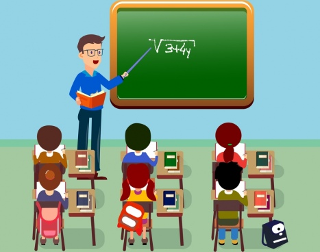 Classroom free vector download (51 Free vector) for commercial use