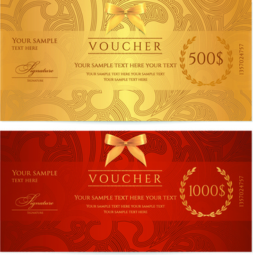 Vector voucher free vector download (113 Free vector) for commercial