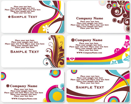 Fashion business card template free vector download (34,186 Free