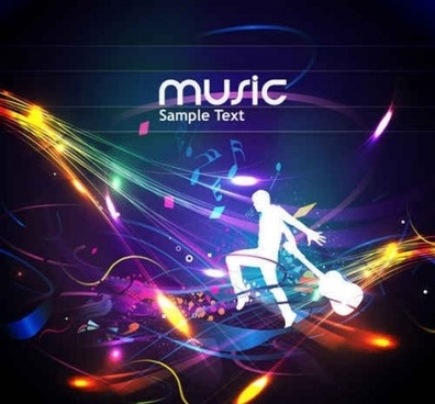Music flyer background template free vector download (59,060 Free