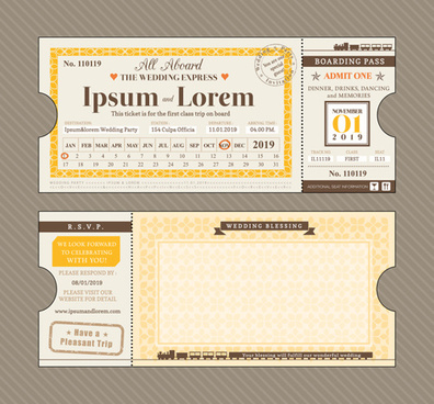 Birthday invitation template free vector download (15,443 Free