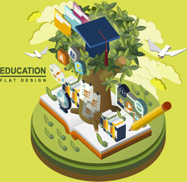 Education poster templates free vector download (20,343 Free vector