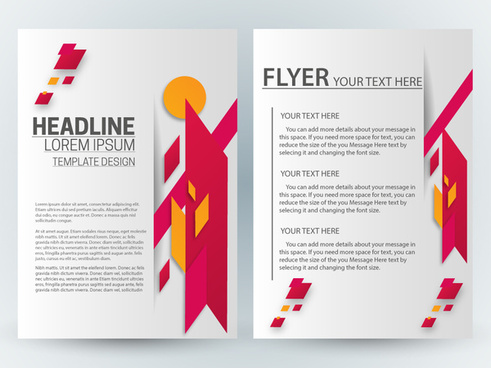Free corel draw flyer template free vector download (103,523 Free
