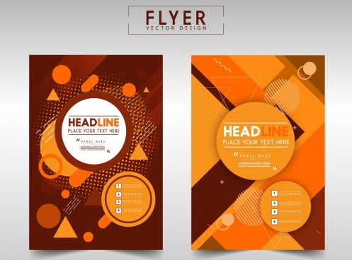 Flyer template food free vector download (19,015 Free vector) for