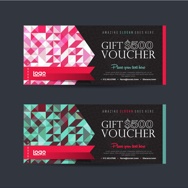 Gift voucher vintage template free vector download (24,368 Free