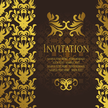 Business invitation card template free vector download (33,459 Free