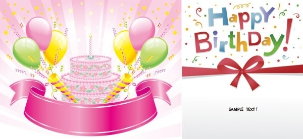 Happy birthday poster free vector download (10,004 Free vector) for