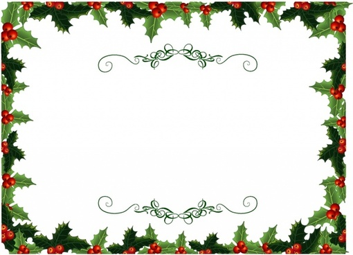 Christmas holly vector free vector download (6,955 Free vector) for