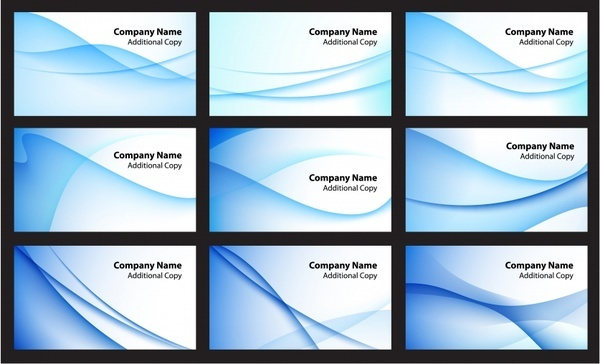 Name card free vector download (12,712 Free vector) for commercial - template for name cards