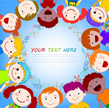 Kids background ai free vector download (80,899 Free vector) for