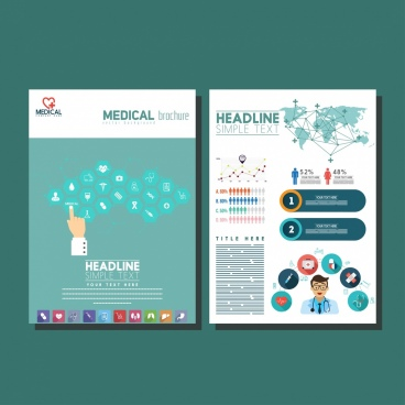 Brochure free vector download (2,406 Free vector) for commercial use