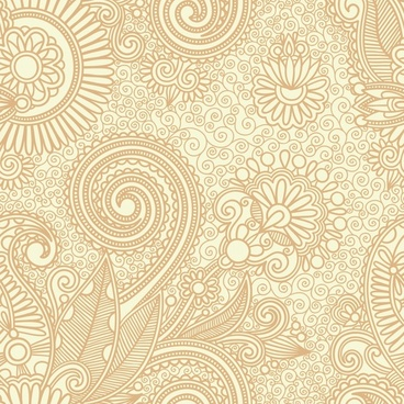 Ornate upholstery backgrounds design vector Free vector in