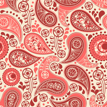 Paisley pattern free vector download (19,162 Free vector) for