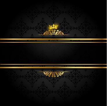 Falling Glitter Wallpaper Gold And Black Background Romeo Landinez Co
