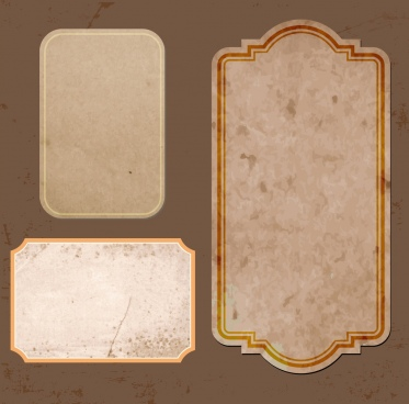 Vector paper frame templates free vector download (20,841 Free