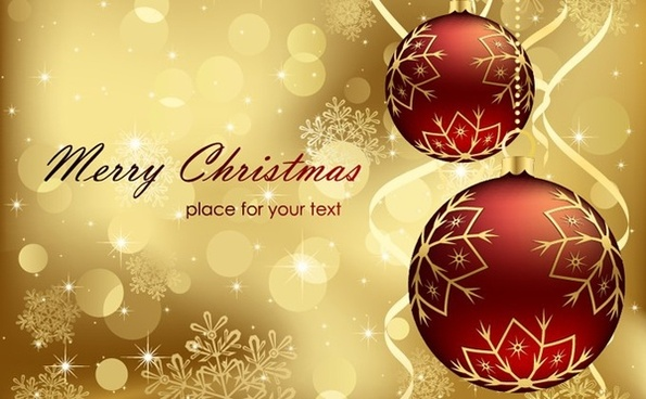 Free christmas background vector free vector download (52,905 Free