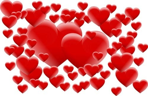 Valentines hearts images free vector download (5,021 Free vector