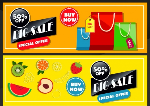 Sale banner vector free vector download (11,204 Free vector) for